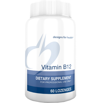 Designs For Health - Vitamin B12 Lozenges - 5000mcg