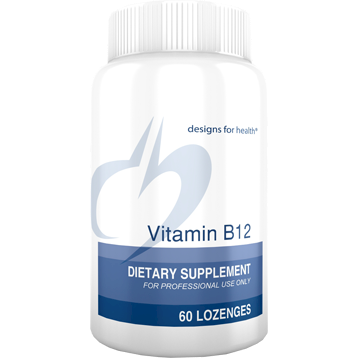 Designs For Health - Vitamin B12 Lozenges - 5000mcg