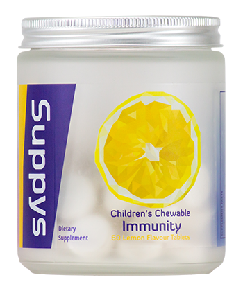 Suppys Childrens Children's Immunity Chewable