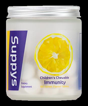 Suppys Childrens Children's Immunity Chewable